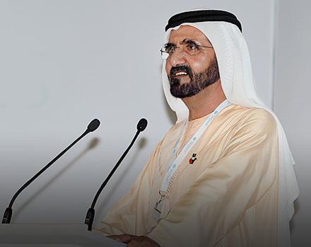 △迪拜酋长谢赫·穆罕默德 来源:阿通社