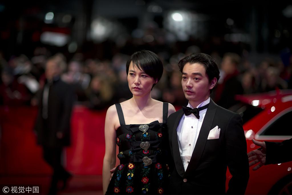 38岁日本女星菊地凛子生二胎,染谷将太婚后四年再当爹
