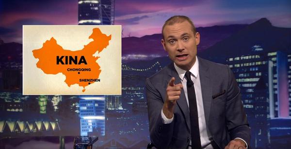 """辱华节目拒道歉还辩称""""幽默"""" 瑞典人都笑不出来"""