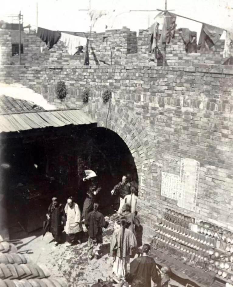 上海老城厢是如何救火的?小南门警钟楼旁有一段尘封的历史故事
