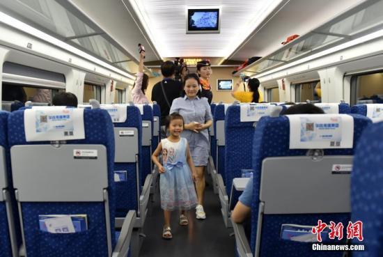 春节假期广深港高铁过港旅客达40万人次
