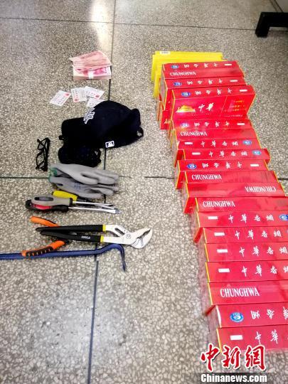 沈阳警方破获连环盗窃案:利用假身份跨省流窜 案值超百万