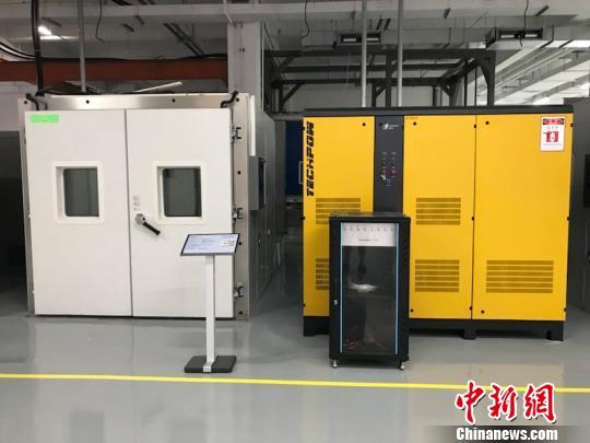 上海浦东最大新能源汽车及核心部件第三方实验