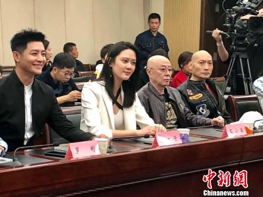 香港导演陈勋奇执导公益励志电影 《美丽战争》