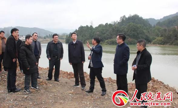 江西省自然资源厅厅长张圣泽赴修水县、武宁县调研