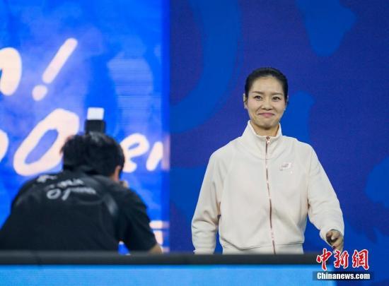 领跑球迷投票 李娜或成亚洲首位网球名人堂成员