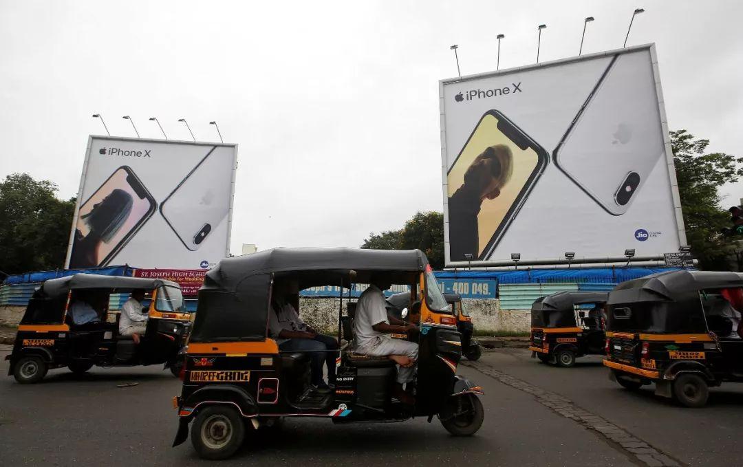 ▲印度孟买街头