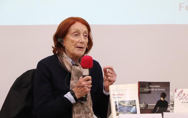 西班牙作家罗莎·雷加斯:女人怎样才能找到自己