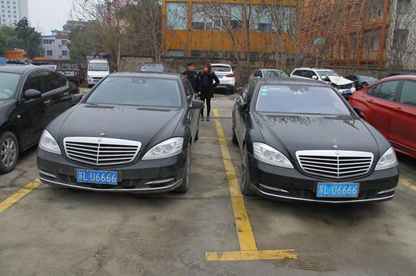 10元投资日赚百元:苏LU6666车主竟主动提供牌照,给别人套牌