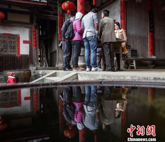 """福建永泰庄寨""""爱荆庄"""" 荣获亚太地区文化遗产保护优秀奖"""