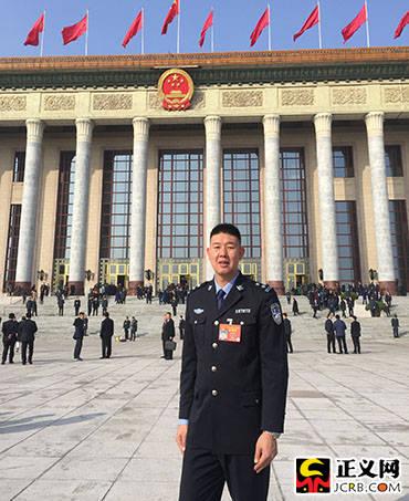 孙建国代表:检察机关严把扫黑除恶办案质量关