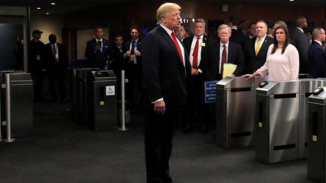 特朗普称收到金正恩温暖美丽的信:将很快与其再会
