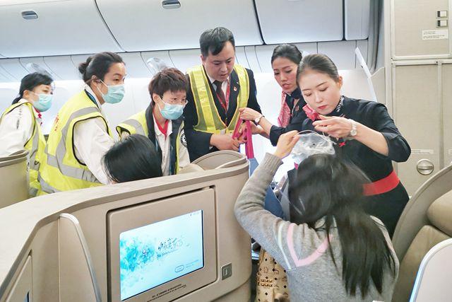 旅客突发疾病 东航放油39吨备降救人