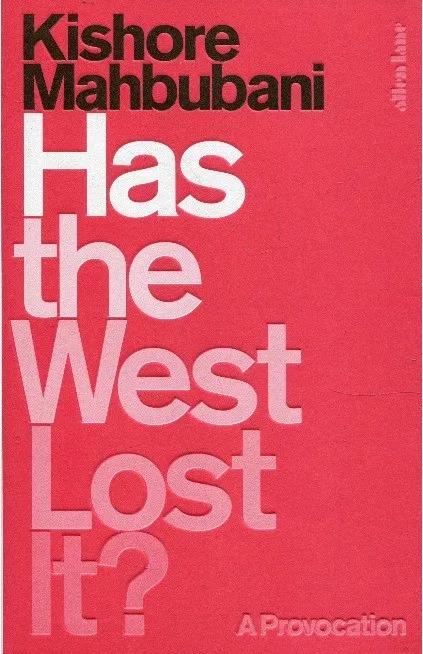 ▲《西洋西下?》一书封面