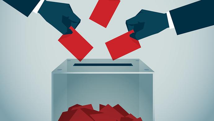 台领导人选举开幕:民进党提前布局国民党各自为战