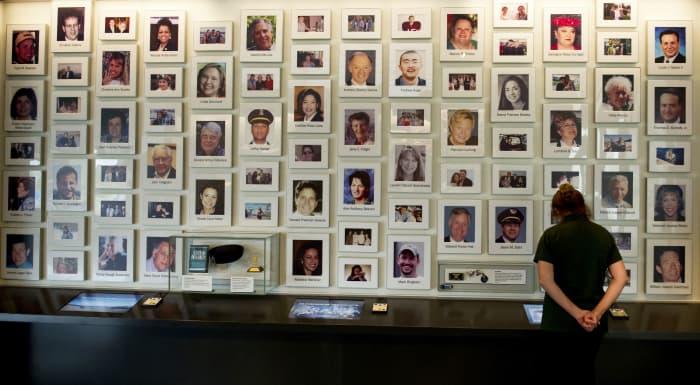 """2015年,宾夕法尼亚的93号航班纪念馆 图源:美国""""历史""""网"""