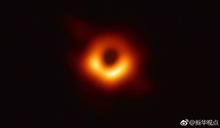 """黑洞""""真容""""揭晓 这个人的预测几乎全对"""