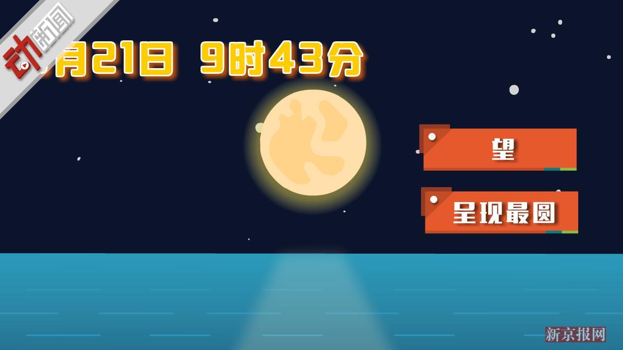 """刚别""""元宵节""""又迎""""春分日"""" 2019年最后一个""""超级月亮""""21日"""