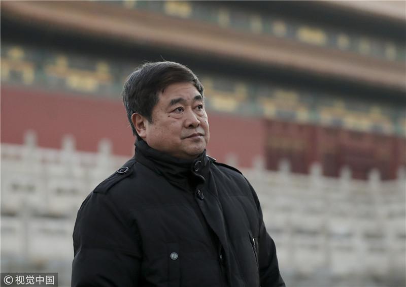 故宫博物院院长单霁翔退休,交汇点带你回顾这位江苏老乡的这些年