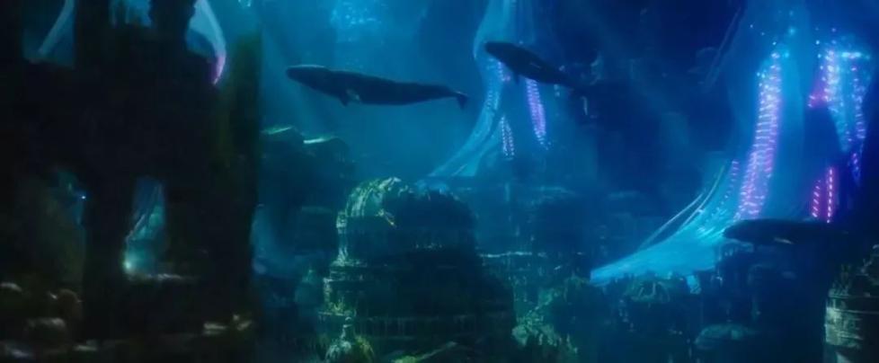 电影《海王》取景地曝光 原来神仙都喜欢在这打架