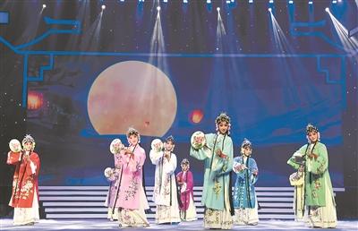 2018江苏中秋戏曲晚会开幕