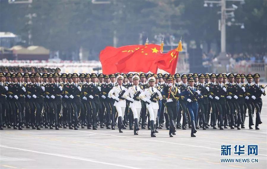 """北京m88这场国之大典 给14亿中国人上了""""三堂课"""""""