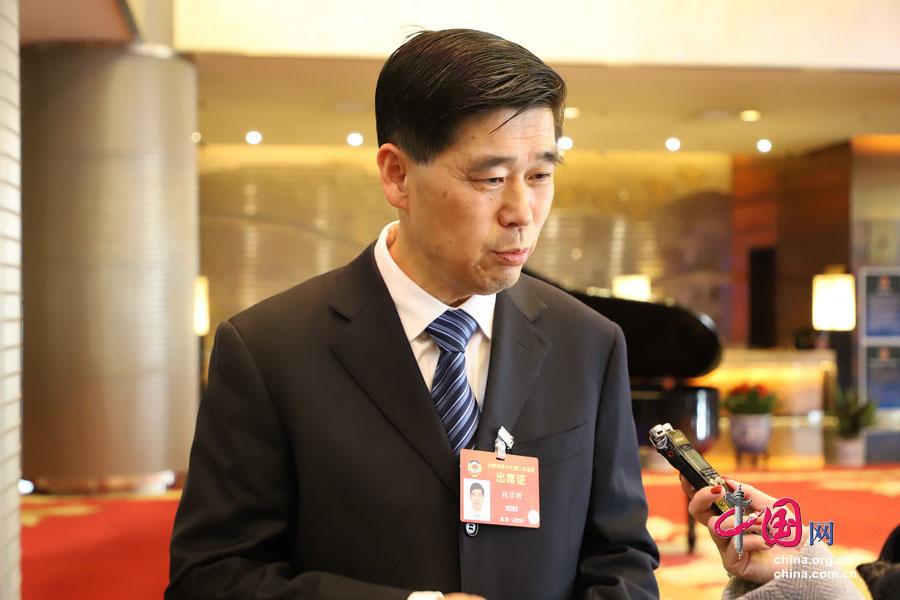 政协委员谈中美经贸摩擦:做好自己事情 促进区域均衡发展