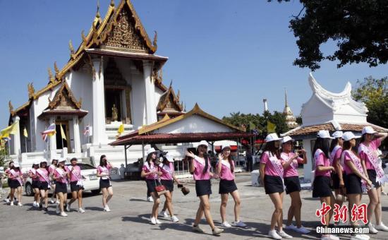 泰国将推出新版电子落地签证系统方便游客