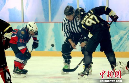 天津大众冰雪季启动 赛事多、花样多引领群众运动