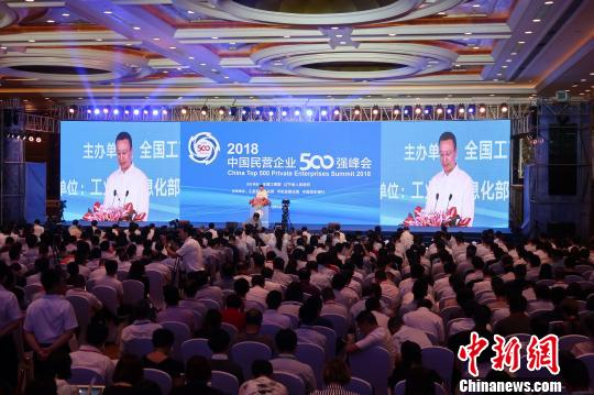 千亿元级民营企业集团逐渐形成 为辽宁振兴插上腾飞翅膀