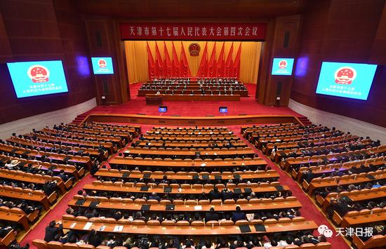 廖国勋当选为天津市市长(图/简历)