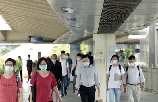 香港新增4例新冠肺炎确诊病例 均为境外输入确诊病例