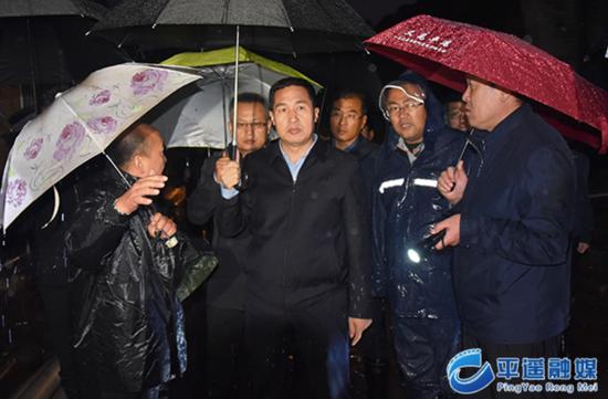 山西强降雨致人员伤亡,副省长4天3次部署,县委书记赴平遥古城现场查看