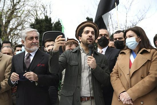 外媒:反塔力量领导人马苏德仍在阿富汗