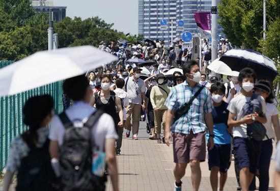 担忧病床不够,日本政府要求非重症新冠患者居家疗养