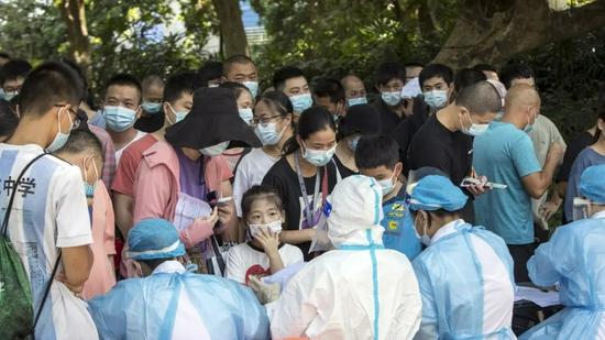 莆田19名感染儿童均未打疫苗 国庆跨省亲子游泡汤了?