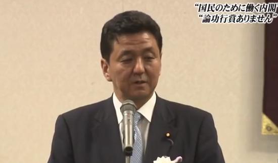日本新一届内阁名单公布 安倍晋三胞弟担任防卫相