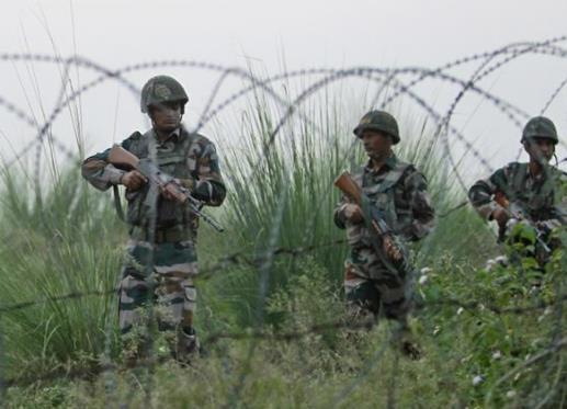 印巴再激烈交火 造成印军1死2伤
