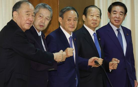 日本自民党进行高层人事调整 具体情况公布