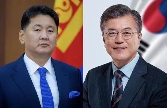 蒙古国和韩国如此提升关系,什么情况?
