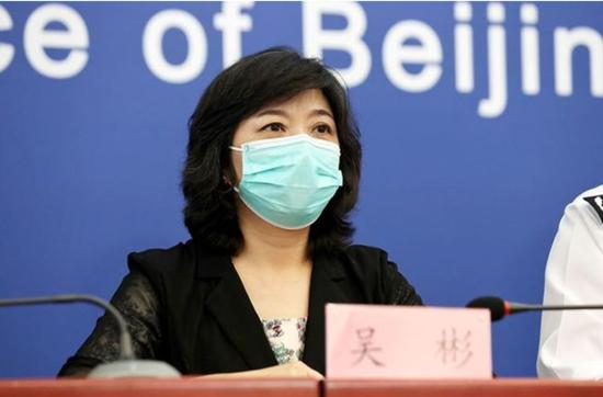 甘靖中已任北京市委副秘书长