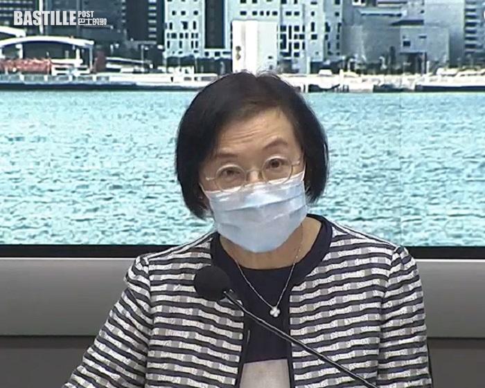 香港官员:预计明年香港将获得新冠疫苗 覆盖35%人口