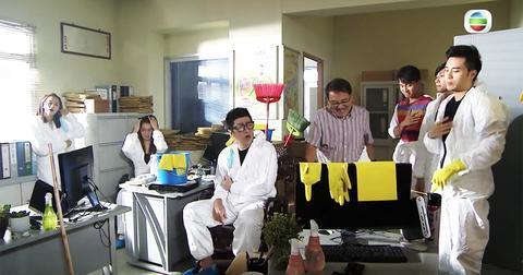 TVB热播剧现14秒乱港手势 观众罢看导演被解雇