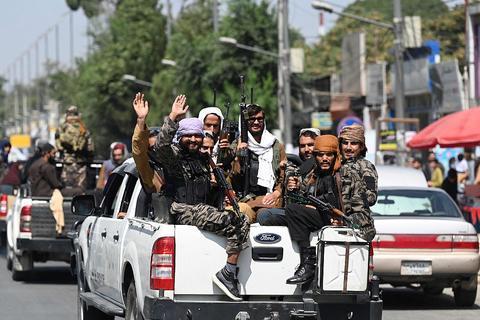 外媒:塔利班已取消阿富汗临时政府就职典礼