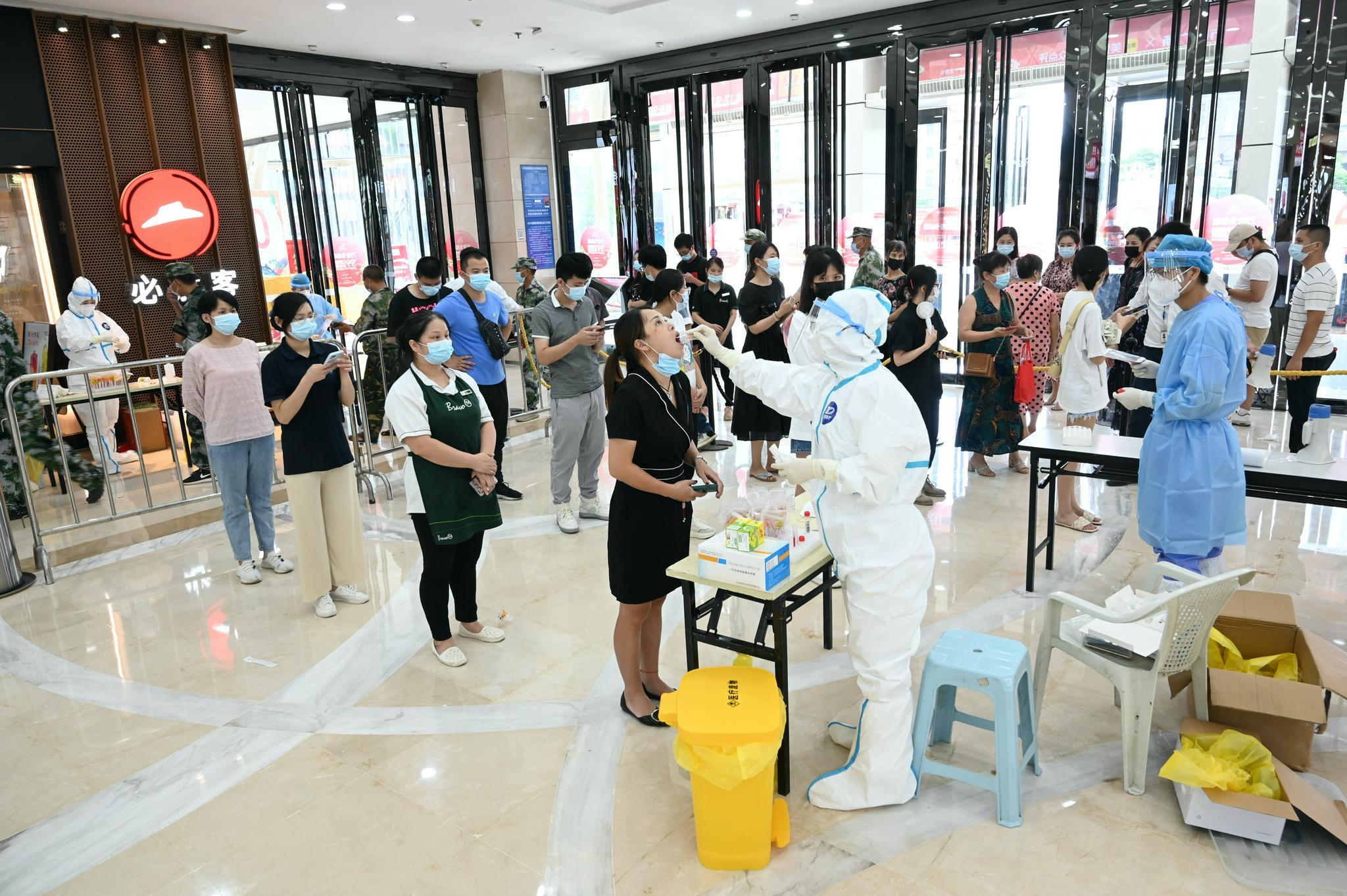 3天感染数超过南京疫情 福建疫情会继续外溢吗?