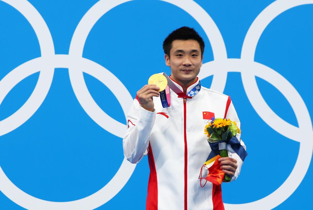 全运会开幕式上 曹缘将担任北京体育代表团旗手