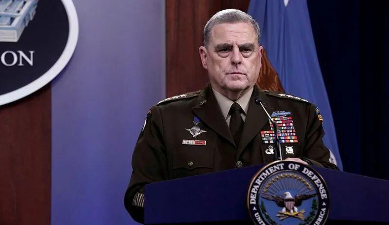 美军最高将领,对华泄露顶级机密?