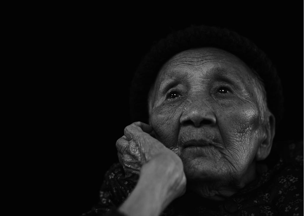 仅剩63位!南京大屠杀幸存者黄刘氏去世