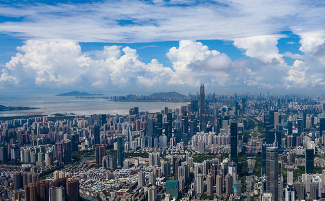 超、特大城市扩至21个:深圳超广州 成都新晋级