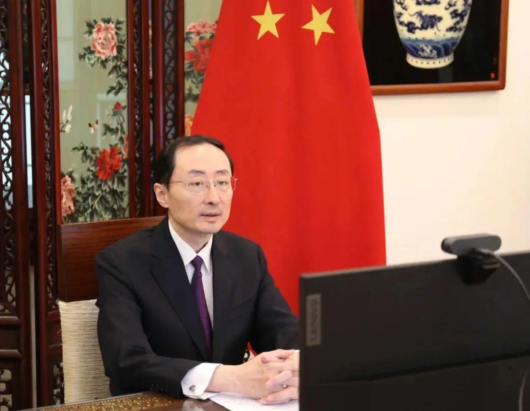 """中国大使劝印度""""认真想一想"""""""